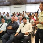 Produtores discutem crise na cadeia produtiva do coco