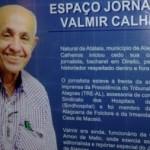 Valmir reuniu um acervo de milhares de publicações, que foi doado pela família ao Misa, que possui um espaço dedicado ao jornalista