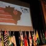 Professor da FGV, Ph.D em business, Samy Dana, proferindo palestra em Maceió no Congresso  Congresso Nacional de Sindicatos Patronais do Comércio de Bens, Serviços e Turismo