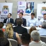 Inaugurada mais uma Sala do Empreendedor em Jaraguá