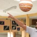 Coordenador do OAGLL e diretor do Centro de Ciências e Tecnologia da Educação (Cecite), Adriano Aubert, diz que ação também é um estímulo ao estudo da Astronomia e ciências em geral