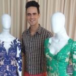 Estilista Artur Cavalcante tem encarado o mundo da moda local com muita criatividade