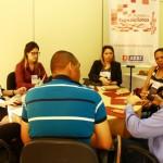 Gestores e colaboradores buscam apresentar projetos e propostas para o crescimento da indústria