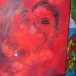 Artista Pedro Cabral expõe suas obras em galeria no Cesmac