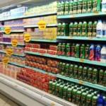 Gôndolas de supermercados sempre estão cheias de produtos fabricados fora do Estado