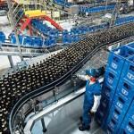 Fábrica de cerveja da Ambev