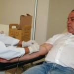 Doar sangue é ajudar o próximo