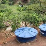 Famílias residentes no campo participam também do combate ao Aedes aegypti