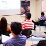 Micro e pequenos empresários participam de curso oferecido pelo CIN