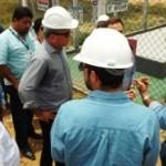 Obra de gasoduto avança entre Penedo e Arapiraca