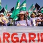 Margaridas celebram Dia Internacional da Mulher