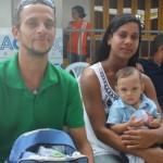 Serviços de cidadania, lazer e saúde são colocados à disposição das famílias