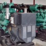 Gerador de energia à gás natural