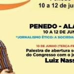 Jornalista Luís Nassif hoje em debate
