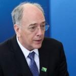 Novo presidente da Petrobras Pedro Parente