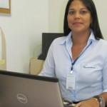 Luciana Gonçalves, agente de registro da Federação do Comércio de Bens, Serviços e Turismo (Fecomércio AL)
