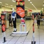 Crise afasta o consumidor das lojas