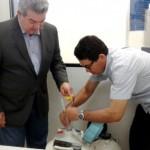Secretário Álvaro Vasconcelos avança com o programa de melhoramento genético do rebanho bovino de Alagoas