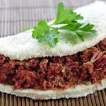 Goma da tapioca cada vez mais cai no gosto do paladar do brasileiro