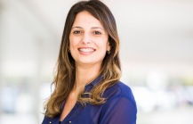 Juliana Calveyra  é Gerente Técnica da Merial saúde animal