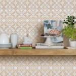 Pastilha tom bordado é a nova recomendação para o ambiente da sala de jantar