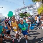 Cada vez mais pessoas participam das corridas de rua