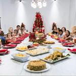 Crianças terão uma noite de Natal Feliz