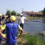Capacitação foi realizada no Centro de Aquicultura e Recursos Pesqueiros da Codevasf