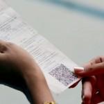 Nota fiscal cidadã