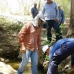 Comunidade participa de curso de recuperação de nascentes em Piranhas