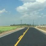 Rodovia facilitará o escoamento de produtos agrícolas e derivados