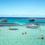 Praia ainda continua sendo o principal atrativo procurado pelos turistas
