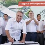 Senador Renan Calheiros tem feito esforço para conseguir mais verba para a construção do hospital