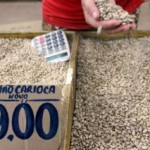 Preço do feijão cai após alta no passado