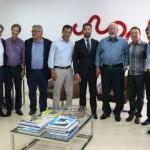 José Carlos Lyra recepciona os novos diretores da Braskem na Fiea