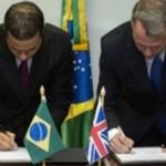Brasil e Inglaterra fecham parceria no âmbito da pesquisa