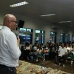 Secretário de Comunicação Ênio Lins destaca o legado do poeta Jorge de Lima