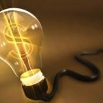Tarifa de energia cai em abril