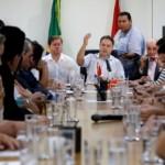 Governador Renan Filho pede a integração de todos os prefeitos nesse momento de enfrentamento à situação de emergência causada pelas chuvas
