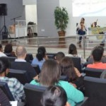 Artur Nogueira e Tina Purcell destacaram as possibilidades de atuação dos profissionais da área