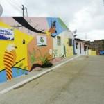 Obras estruturantes na Grota Pau D'Arco executadas pelo Governo do Estado