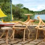 Arte produzida à beira do rio São Francisco encanta os turistas
