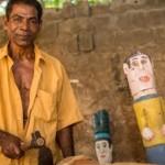 Artesão alagoano nascido em Lagoa da Canoa será homenageado na 18ª Feira Nacional de Negócios do Artesanato em Olinda