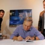 Governador Renan Filho prestigia lançamento da coletânea 'Mandato Digno', do deputado federal Ronaldo Lessa