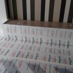 Manta multitriplex oferece inovação facilidade no processo de reforma de piso