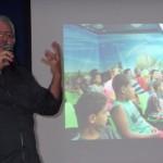 Gerente de Segurança da Eletrobras, Jorge Rocha, dá dicas sobre segurança para eletricistas
