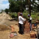 Parque Mair Amaral está com obras avançadas para a Exposição