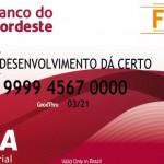 Cartão FNE liberando recursos para o crescimento da economia regional