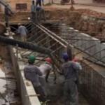 Novas galerias estão sendo construídas no bairro de Jacarecica