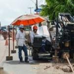 Última etapa da obra de gasoduto já no município de Arapiraca